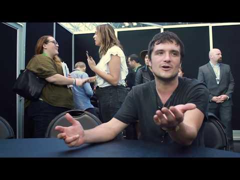 Future Man - Josh Hutcherson Interview