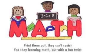 Cool Math Games -How To Make Math Fun for Students - kindergarden thru 8th Grade!