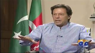 Imran Khan Exclusive Interview with Hamid Mir - Capital Talk