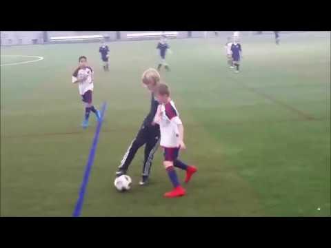 ESFC U11 Boys Black vs Mi Revolution Eagles '07