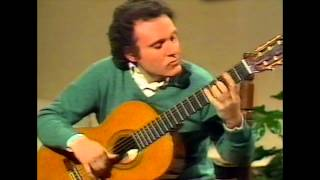 Ernesto Bitetti plays LIVE: Guarania by Hector Ayala