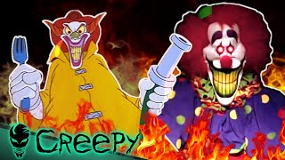 8 Creepy Clowns in Kids Movies