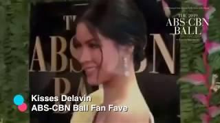 AWARDEES OF ABS CBN BALL 2019 | Fan Fave, Couple, beautiful face, everbilena awardees