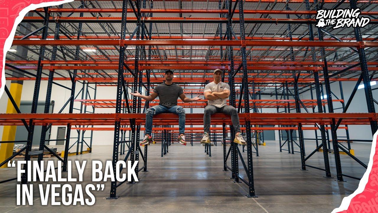 """FINALLY BACK IN VEGAS"" - Building The Brand   S6:E4"