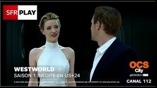 Découvrez la série Westworld saison 1 sur SFR Play
