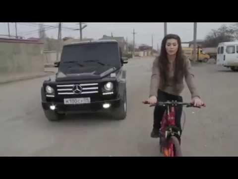 Велосипед где купила? (Прикол)