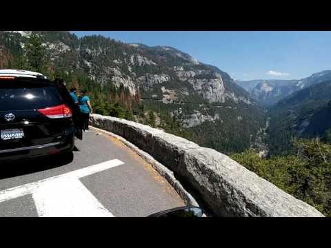 Yosemite Valley Tioga Pass entrance