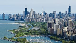 A visual trip to gorgeous chicago in 4k