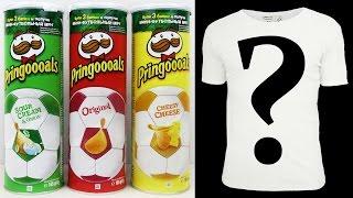 Акция Принглс | Pringoooals Футболка Pringles Umbro Limited Edition