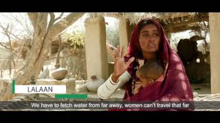 Responding to drought in Pakistan's Thar Desert