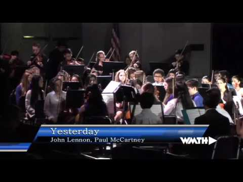 Maine East High School 2016 Orchestra Gala Concert