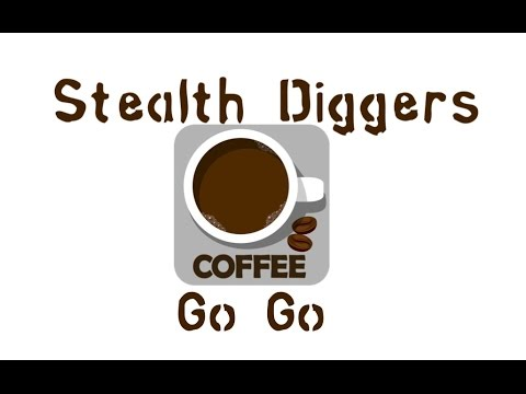 # 52 Coffee Go Go - NH Metal detecting on free coffee day - silver coins relics