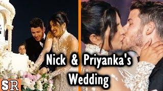 Nick Jonas and Priyanka Chopra's Wedding (2018)  | So Random