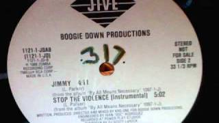 Watch Boogie Down Productions Jimmy video