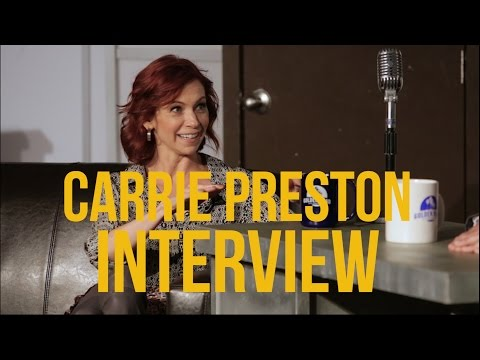 Carrie Preston (CBS' The Good Wife & HBO's True Blood) Interview - Episode 20
