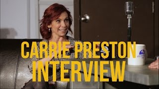 Video Carrie Preston (CBS' The Good Wife & HBO's True Blood) Interview - Episode 20 download MP3, 3GP, MP4, WEBM, AVI, FLV November 2017