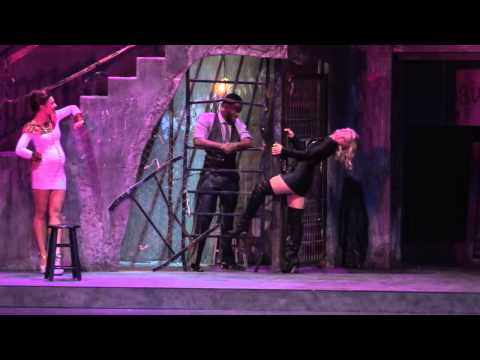 Tori Palin and Mia Pinero (Jealousy Duet fr. The Threepenny Opera) - Montclair State University