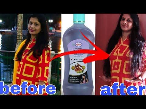 Download Ayur amla & shikakai with reetha shampoo for normal hair honest review in hindi