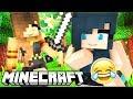 ESCAPE THE MINECRAFT DUNGEON! (Minecraft Mini-games)