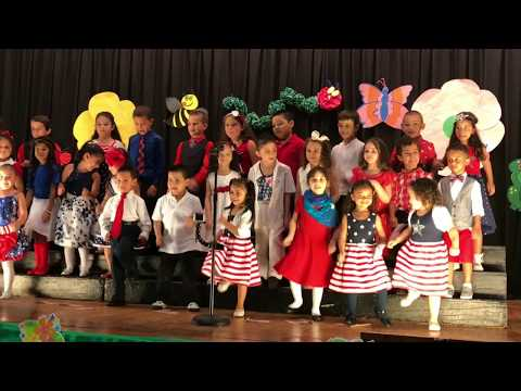 Mother Seton School Spring Concert 2017