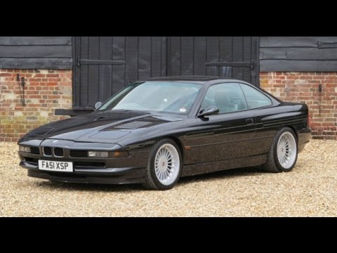 Sultan of Brunei's Former Alpina B12 5 7 Coupe For Sale
