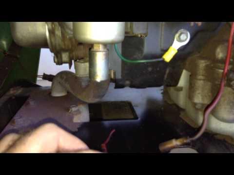 John Deere L110 Repair