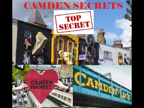 Camden Market | Camden Lock | Tour Guide | Local Guide Tips and Tricks | London