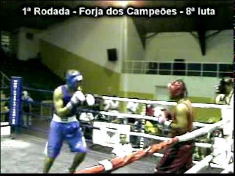 1ª Rodada - Forja os Campeões 2009 - Luta 08