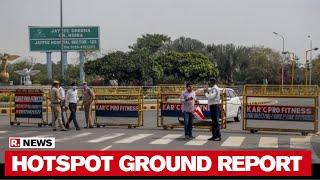 Delhi's Dilshad Garden & Noida…