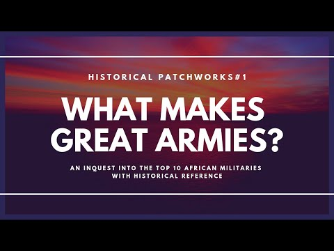 Top 10 African Military Powers 2014