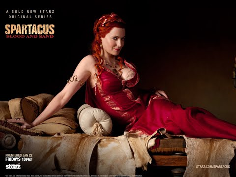 Spartacus Blood And Sand S01 Part 19 Sexy Slave Girl Watches Crixus Have Sex With Masters Near Naked