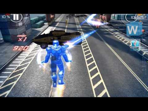 Iron Man 3: The Official Game - War Machine MK II thumbnail