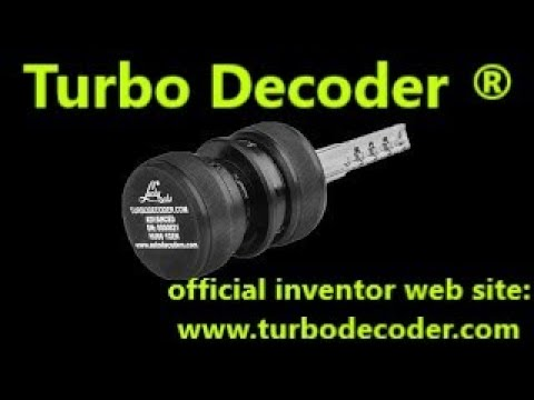 New Turbo Decoder hu66 Advanced V.2 test Golf 7