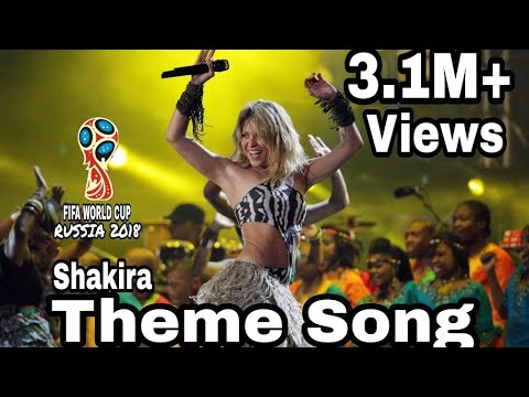 FIFA World Cup Song Shakira,RUSSIA 2018 Cover By I AM RAKIB