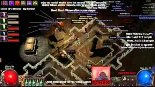 PoE Unique map - Vaults of Atziri Vaal Pyramid Map 68lvl Path of Exile