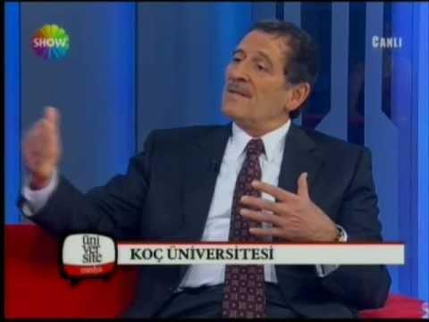 Koç Üniversitesi Rektörü Umran İnan - Görkem İldaş ile Üniversite Medya Programı