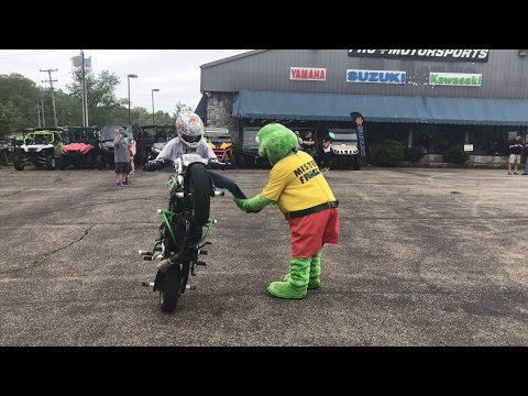 Highlights from the pro motorsports show in gibsonia PA