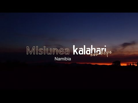Misiunea Kalahari New Hope