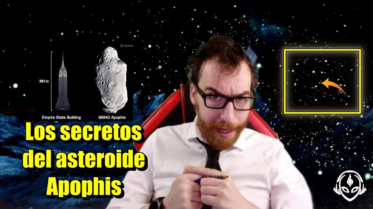 YA VIENE: LOS SECRETOS DEL ASTEROIDE APOPHIS
