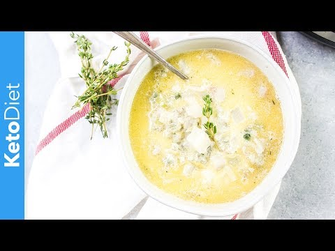 low-carb-instant-pot-clam-chowder
