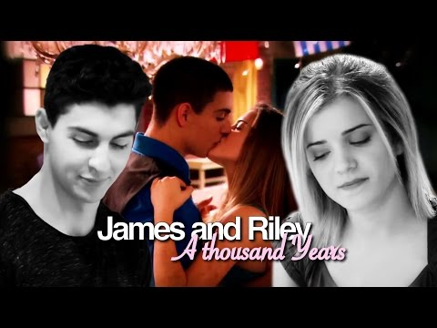 James and Riley    A thousand years    The Next Step Jiley