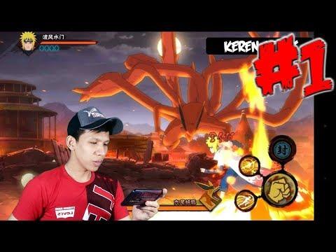 Game Naruto Terbaik Di Android, Keren Banget!! - Naruto Mobile Fighter -  Indonesia