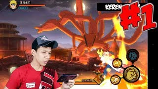 Game Naruto Terbaik Di Android - Naruto Mobile Fighter (Part 1) - Indonesia
