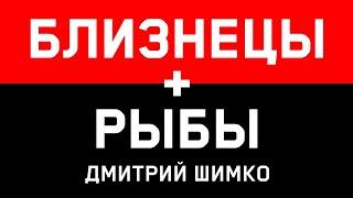 РЫБЫ+БЛИЗНЕЦЫ - Совместимость - Астротиполог Дмитрий Шимко
