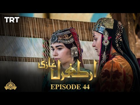 Ertugrul Ghazi Urdu | Episode 44 | Season 1 Watch Full Episode HD Free in Urdu Dubbed