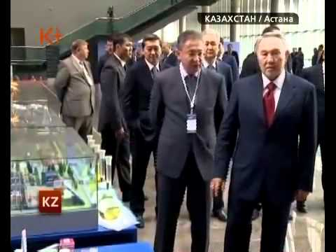 Назарбаев отберет у чиновников мерседесы?