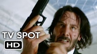 John Wick: Chapter 2 TV Spot #2 Enjoy Your Party (2017) Keanu Reeves Action Movie HD