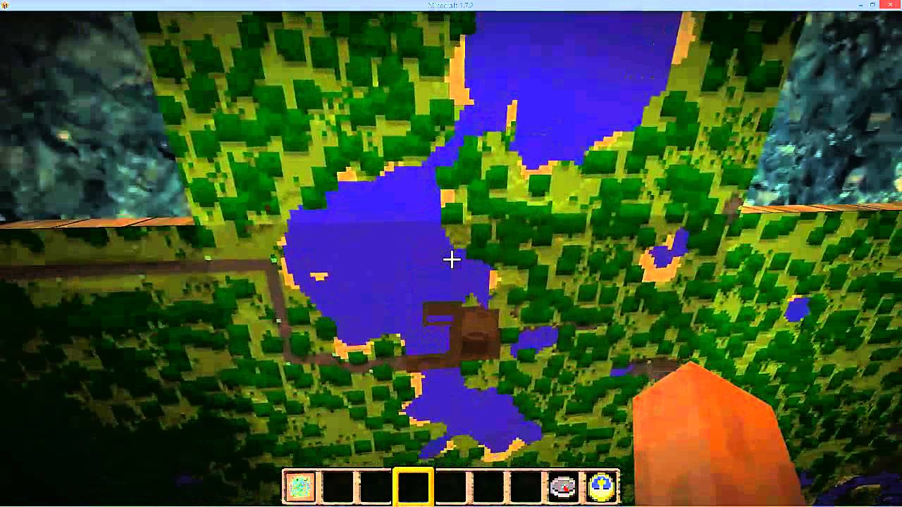 how to make a map room in minecraft  youtube -