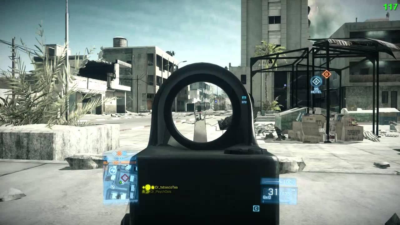 BF3 5v5 Conquest CEVO Round 7 ShoT DocS Vs No Mercy Gaming Strike At Karkand