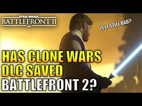 Has Clone Wars Content Really Saved Battlefront 2? - Star Wars Battlefront 2 thumbnail